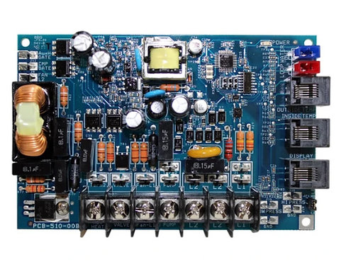 MAQ Control Board