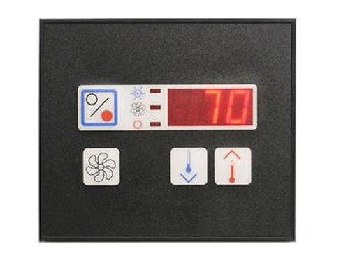 Passport IO Display (Black) - Replacement Marineair® Passport®