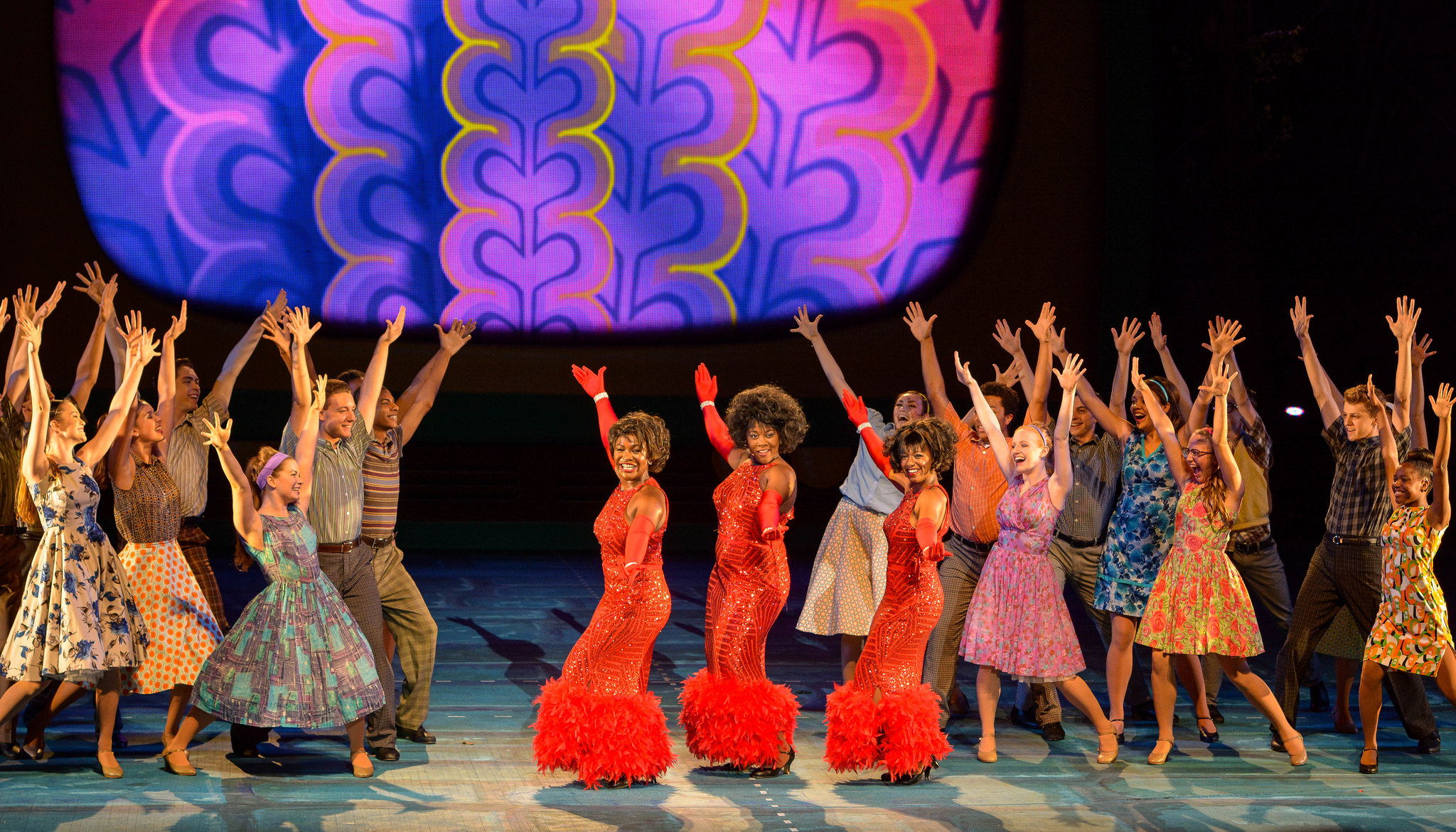 Dynamite, Hairspray, The Muny