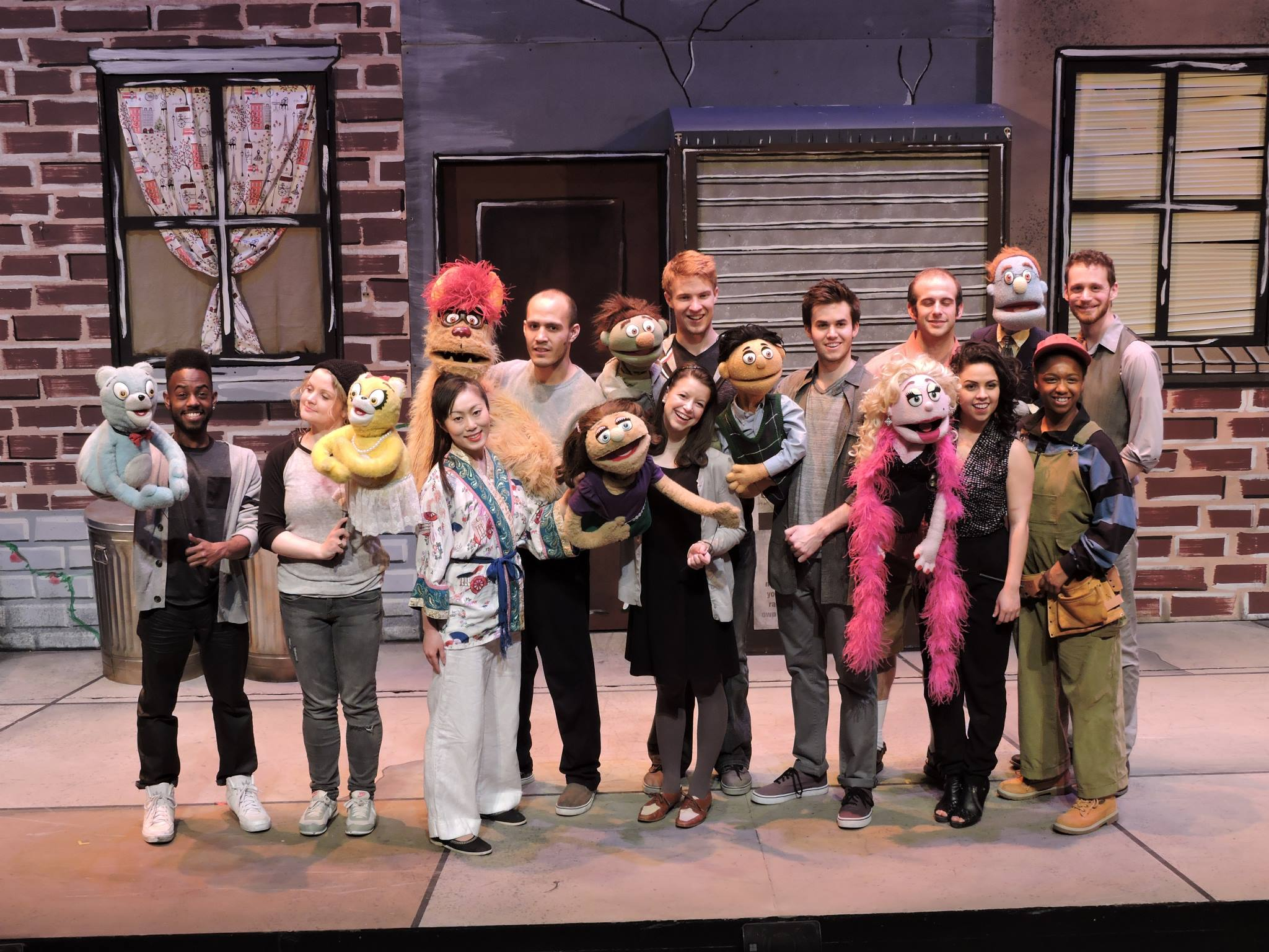 Gary Coleman, Avenue Q, Pennsylvania Centre Stage