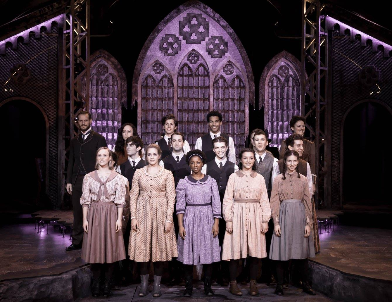 Martha, Spring Awakening, Pennsylvania State Centre Stage