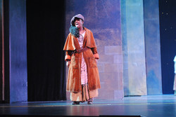 Eponine, Les Miserables, Haugh Performing Center