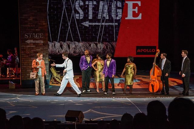 Ensemble, The Buddy Holly Story, The Muny
