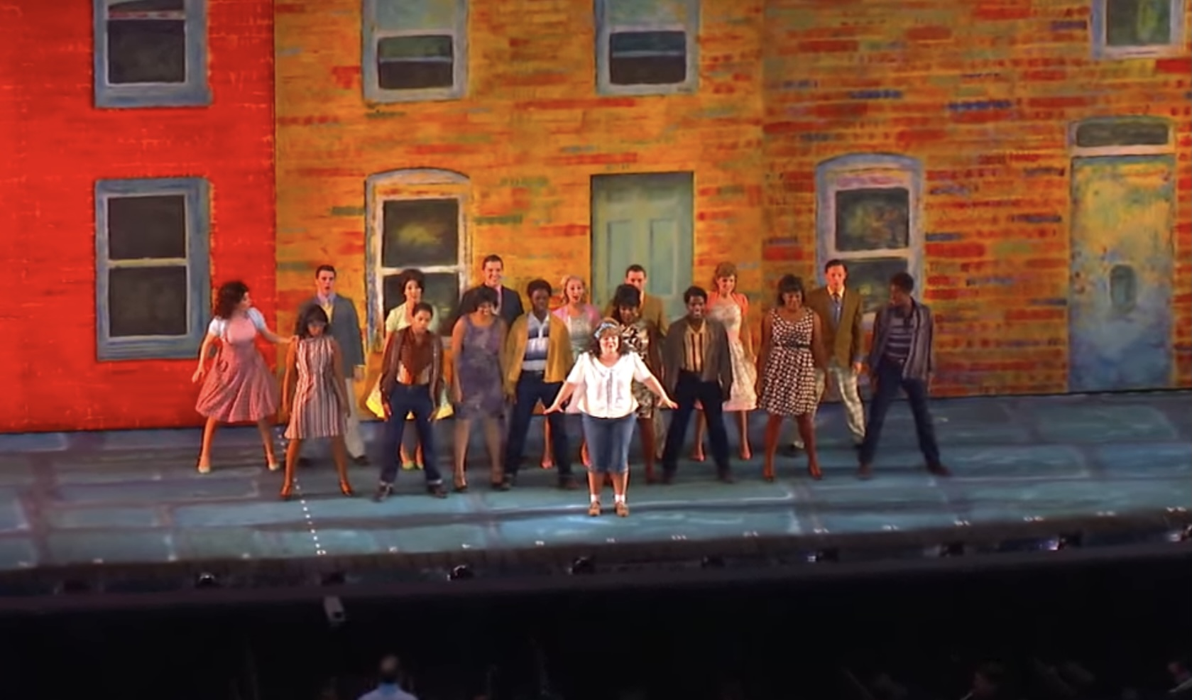 Ensemble, Hairspray, The Muny