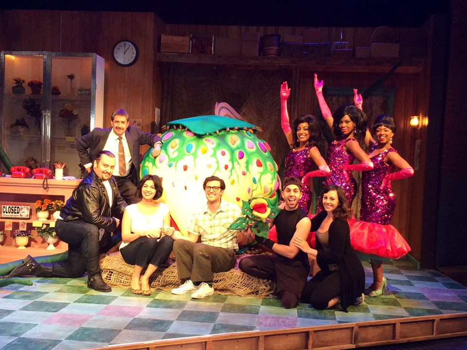 Chiffon, Little Shop of Horrors, Hangar Theatre
