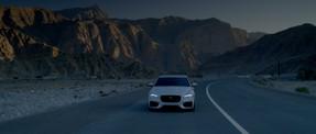 Jaguar XF - Launch Tease