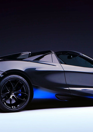 The Alchemy of Paint - 720s Spider by MSO