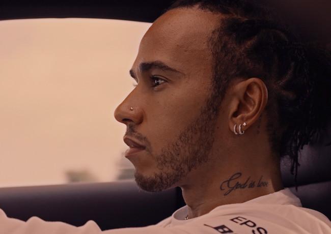 Lewis Hamilton & Crowdstrike - Spot