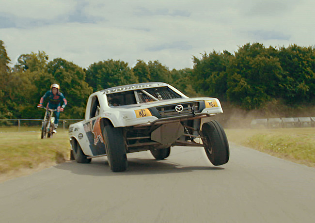 Mad Mike - Goodwood Festival of Speed