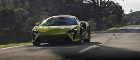 Artura: The Full Force of McLaren