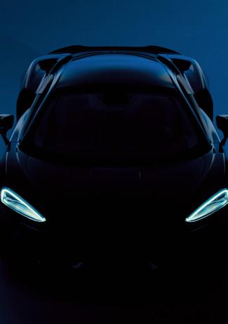 McLaren GT - Teaser
