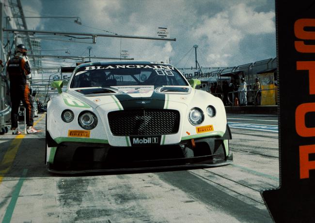 """Life Blood"" - Bentley & Mobil 1 - Partnership announcement"