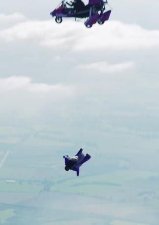 Flying Winger - Natwest