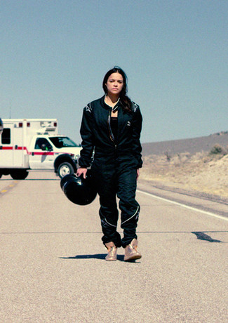 Michelle Rodriguez at 200MPH