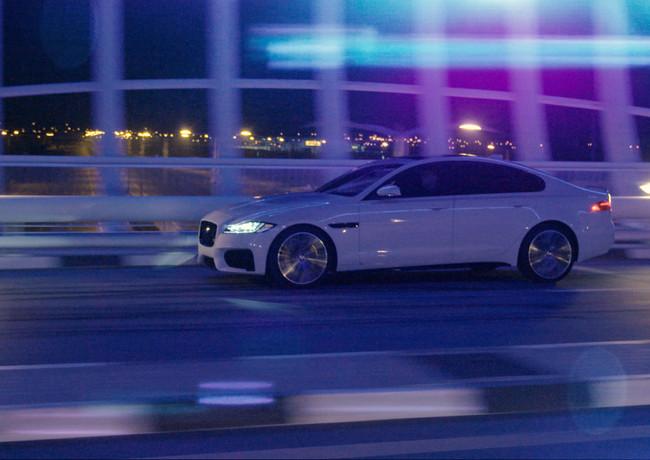 Jaguar XF - Global Reveal