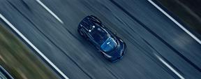 Bugatti Chiron 0-400kph