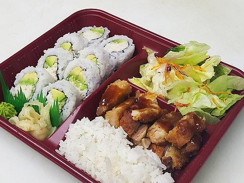 EXPRESS TERIYAKI BOX