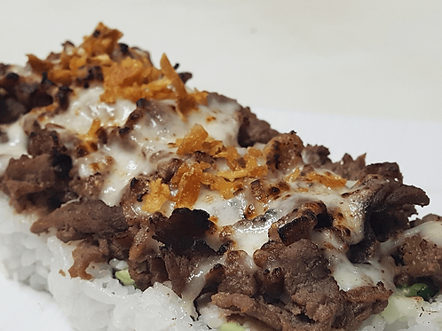 PHILLY CHEESE STEAK ROLL