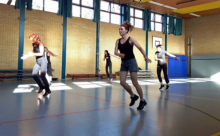 Bodyshape Sylvia sportlessen Amsterdam