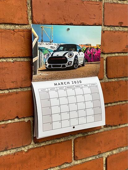 LUXEWERX 2020 Calendar