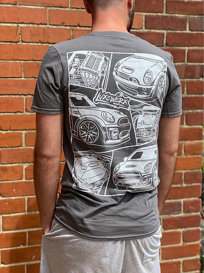 Comic Strip design Tee