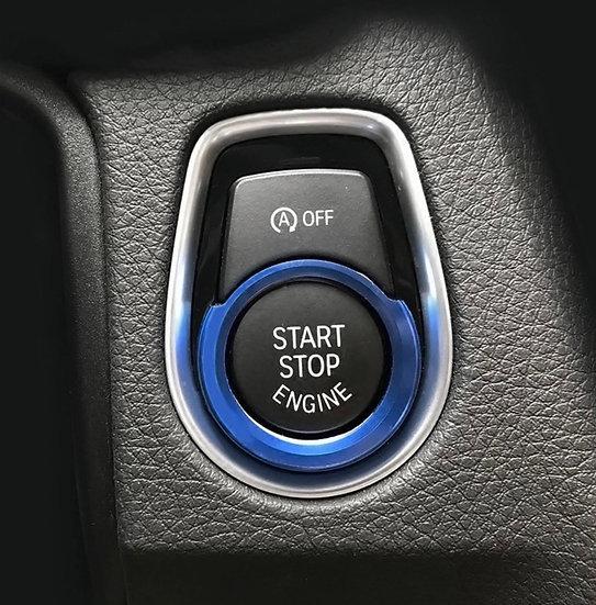 BMW Start Button Trim