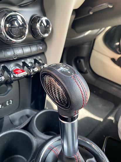 Carbon fibre gen 3 Auto gear shifter side pieces