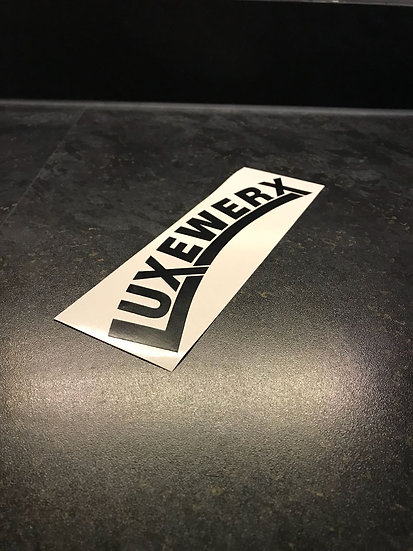 LUXEWERX Arched Logo
