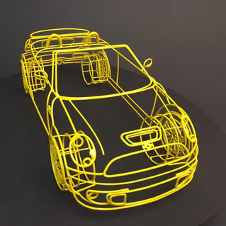 CARUFER WIREFRAME MINI