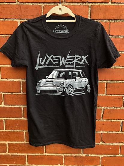 LUXEWERX Car Design Tee