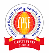 Kriston Leagh, Coach and Owner of Power Pole™ Sports is a Certified National Judge for the IPSF, one of only eleven in the entire United States. (Pole sports judge, competition, competitor, training, coaching, judging.)