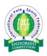 wpsc, kriston leagh, world pole sports championships, 2016, 2017, coach, training, schedule, calendar, endorsed, fitness, dance, sport, olympics