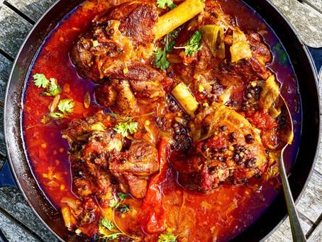 Lamb Shank & Lentil Curry