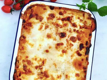 Nana's Bolognese Lasagne