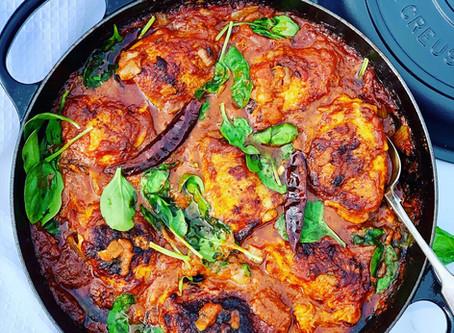 Chicken & Spinach Curry