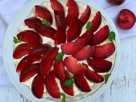 Metis® Cardamom & Vanilla Cake