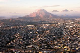 El Cerro Grande. Chihuahua, Chih., 25 de julio de 2020.