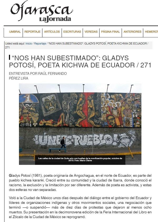 Ojarasca,_La_Jornada_-_Entrevista_a_Glad