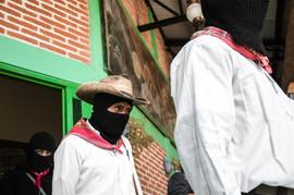 San Cristobal de las Casas, Chiapas, México. Mayo 2015.