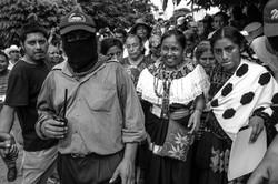 Palenque, Chiapas, 18 de octubre de 2017.