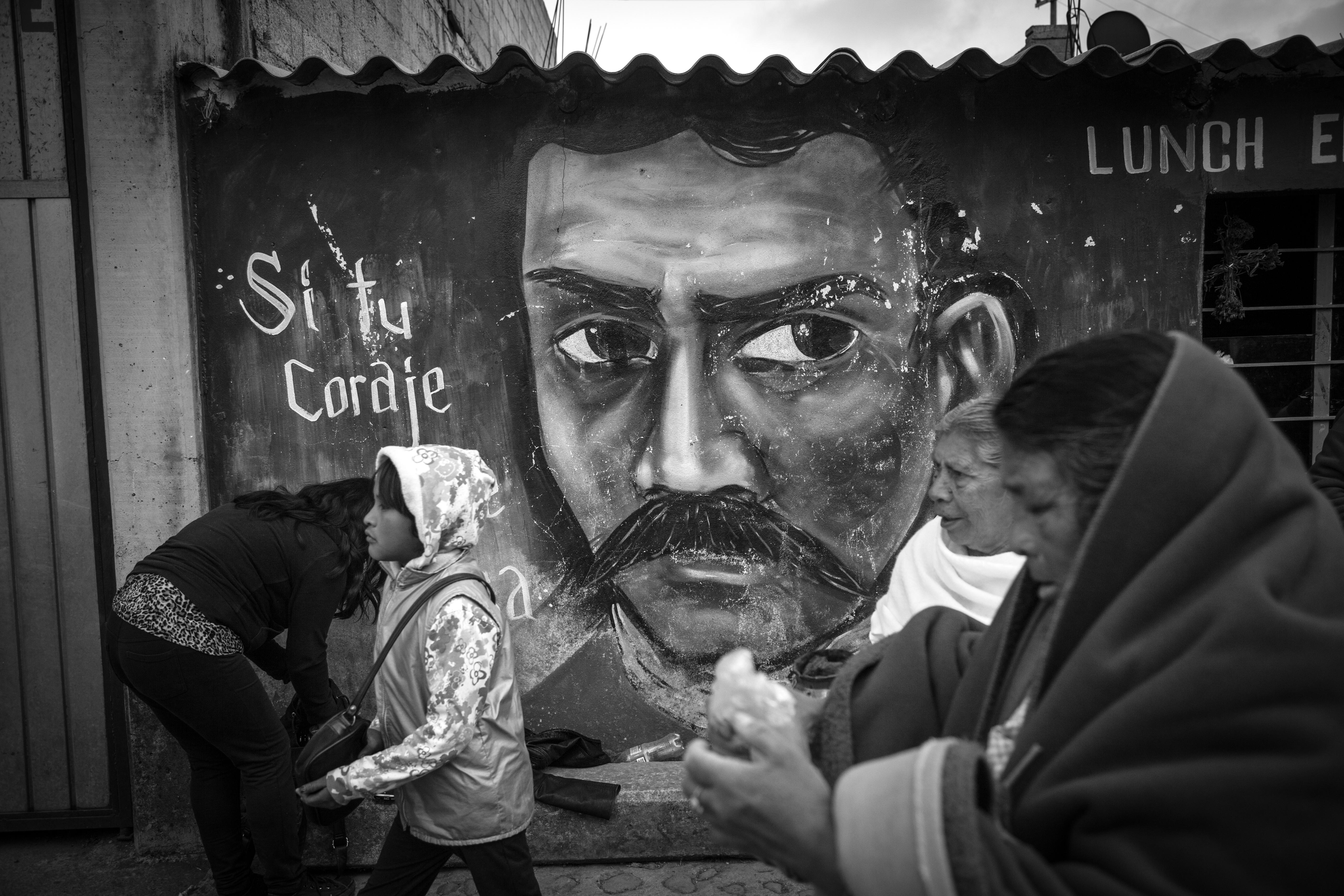San Pedro Tlanixco, Edo. de México. 22 de noviembre de 2017