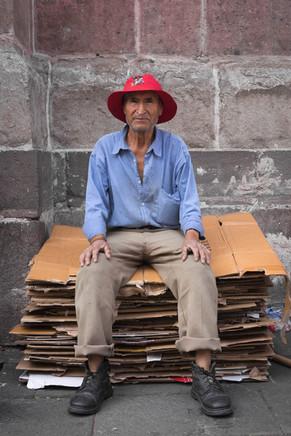 Juan, Ciudad de México, 2020.