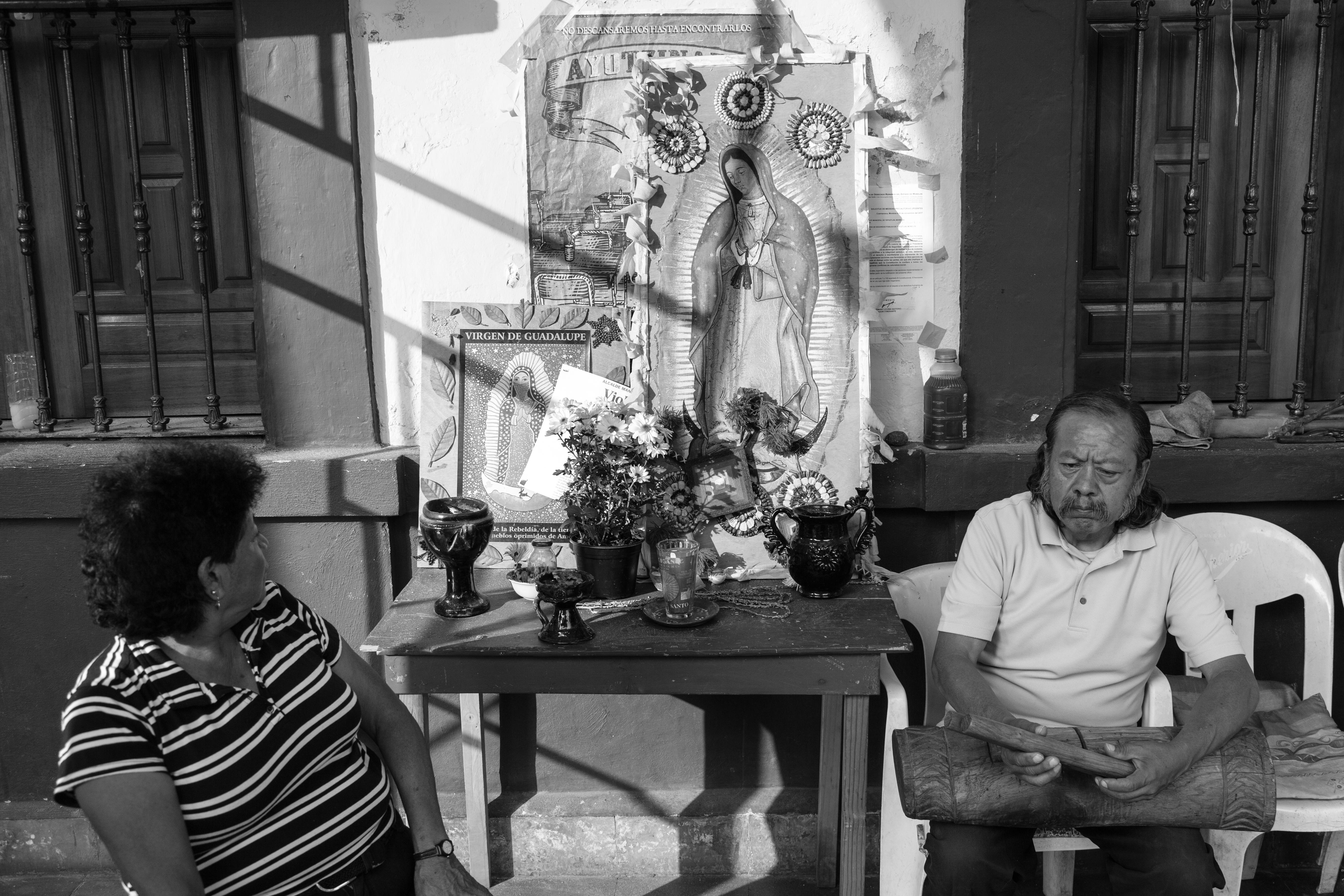 Tepoztlán, Morelos, 21 de noviembre de 2017