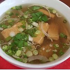 P6. Tofu Noodle Soup