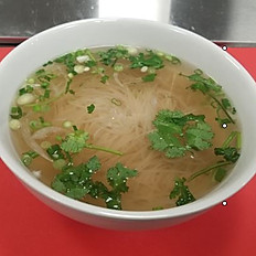 P5. Meatless Noodle Soup - Phở Không Thịt