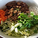 V2. Vermicelli With Grilled Pork