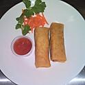 A1. Veggie Egg Rolls (2pcs)