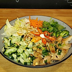 S3. Salad With Grilled Chicken