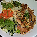 V3. Vermicelli With Grilled Chicken