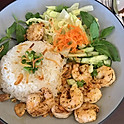 R5. Rice with Grilled Shrimp